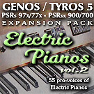 Yamaha Exapnsion Pack El. Pianos VOL.2